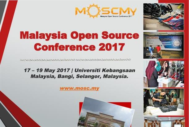 Malaysia Open Source Conference 2017