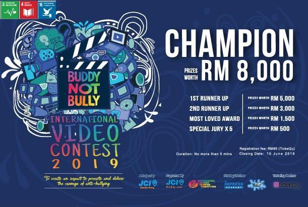 BuddyNotBully Contest - International Video Contes