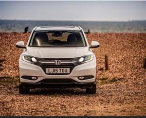 Road Test: Honda HR-V