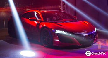 All-New Acura NSX Arrives Dressed as a Honda