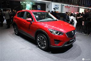 Facelifted Mazda6 And CX-5 Have their European Debut
