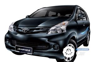 2013 Toyota Avanza 1.5S (AT)