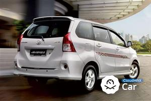2014 Toyota Avanza 1.5E (AT)