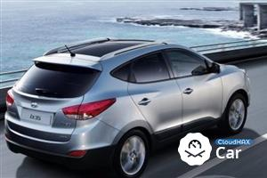 2013 Hyundai Tucson Nu 2.0L Executive Plus
