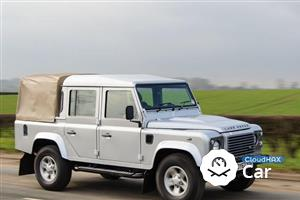 2014 Land Rover Defender 110 Double Cab 2.4 Diesel (M)