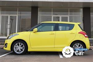 2013 Suzuki Swift Sport MT