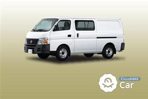 2013 Nissan Urvan Semi Panel Van