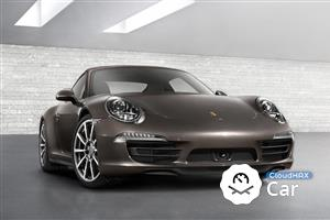 2013 Porsche 911 Coupe Carrera 4S (M)