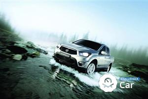 2013 Ssangyong Actyon Sport 2.0 eXdi 4WD