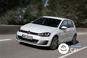 2013 Volkswagen Golf GTI 2.0 TSI (ADVANCED)