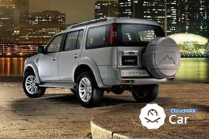 2013 Ford Everest 3.0L 4x4 XLT Automatic