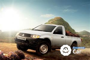 2013 Mitsubishi Triton Single Cab