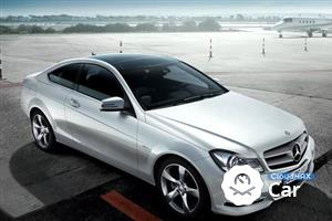 2013 Mercedes-Benz C-Class Coupe C250 BlueEfficiency