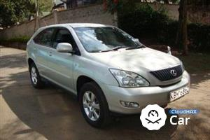 2004 Toyota Harrier