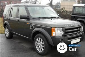 2008 Land Rover Discovery 3 2.7