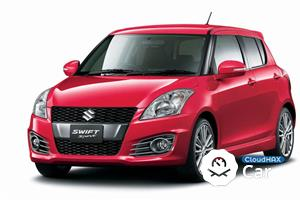 2012 Suzuki Swift 1.5
