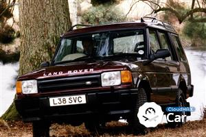 1994 Land Rover Discovery 3