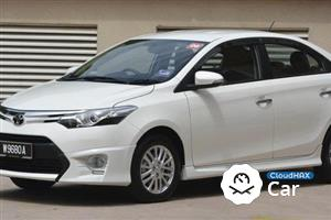 2014 Toyota Vios 1.5 TRD Sportivo (AT)