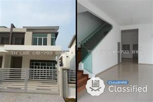 Semi-Detached House,Selangor for rent