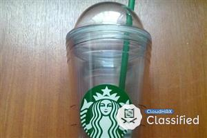 Starbucks double-walled Tumbler 12 oz