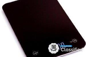 Glass Digital Kitchen Scale Free Delivery