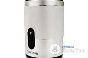Tech titan boombox power bank 5000mah + bluetooth