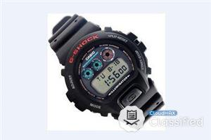Casio G-Shock DW-6900 Isuzu D-Max Limited Edition