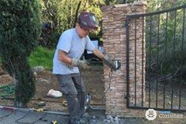 Gate Repair Services,Welding and Handyman