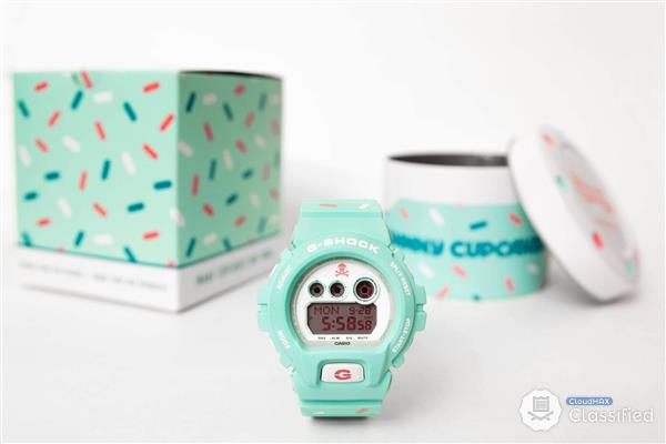 G-Shock Johnny Cupcakes GD-X6900JC-3JR Limited