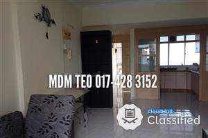 sinar bukit dumbar,seaview, full furnished