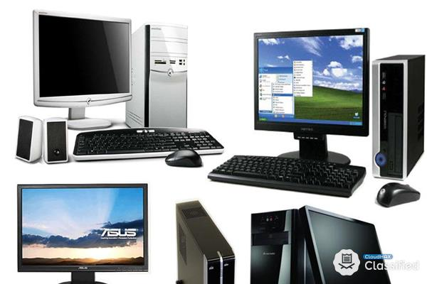 PC & Desktop Computer Rental
