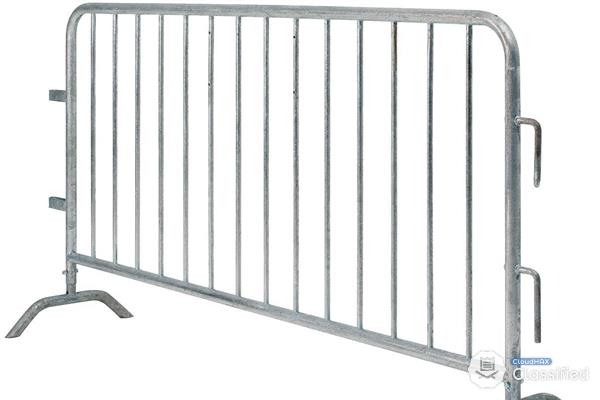 Barricades For Rent