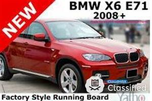 BMW X6 E71 Running Board side step
