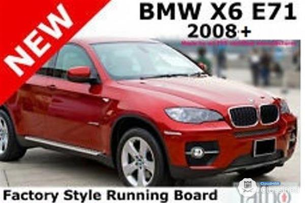 BMW X6 E71 Running board side step ( 13% off )
