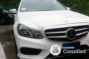 Mercedes Benz E250 2.0 AMG W212 japan 2013 unreg