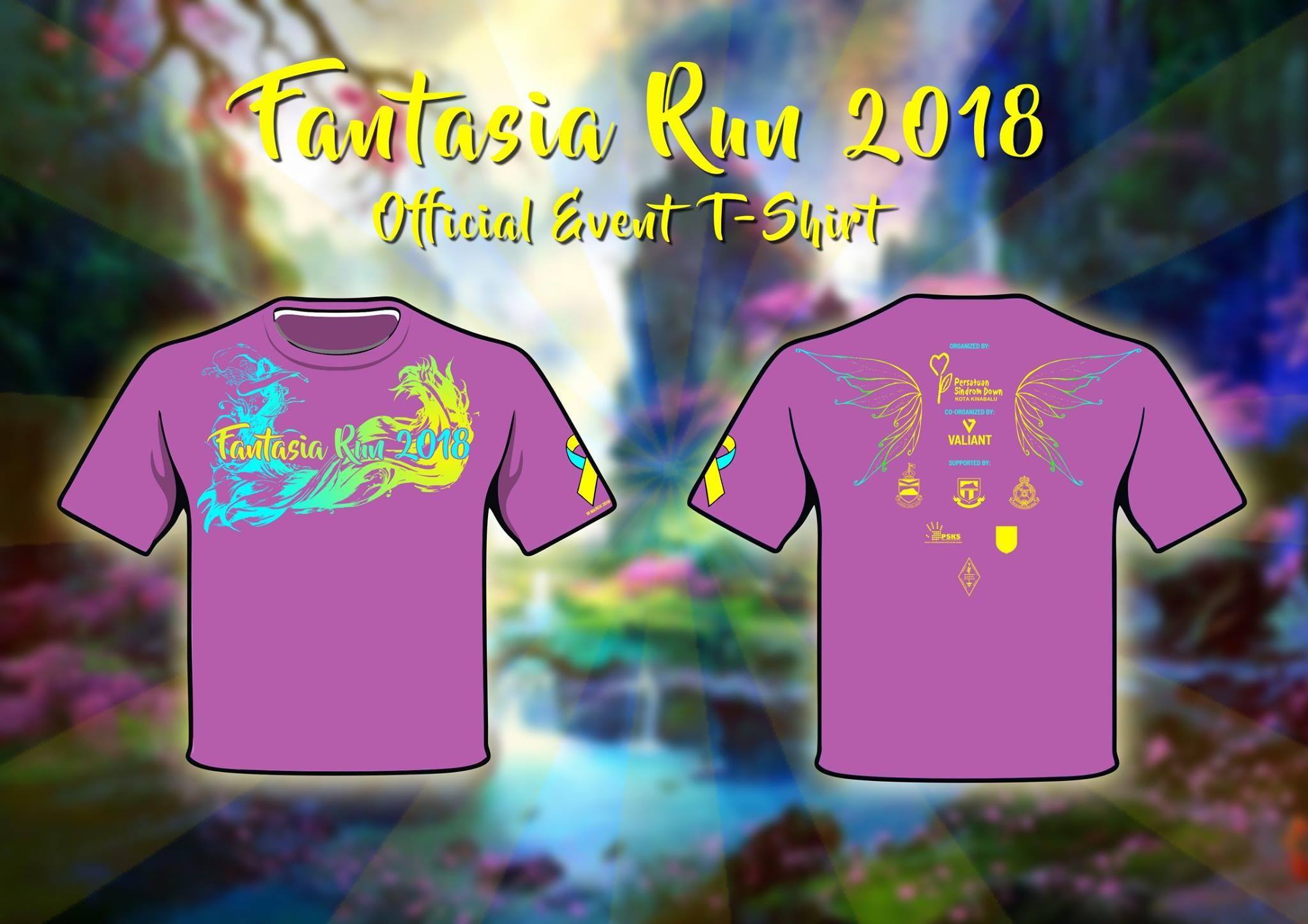 Fantasia Run 2018