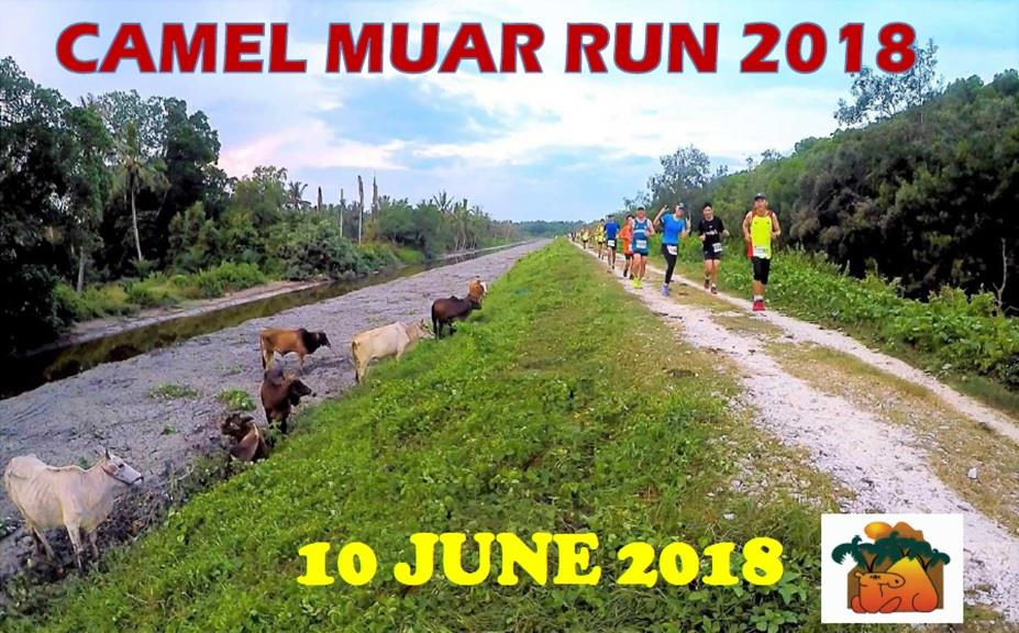 Camel Muar Run 2018