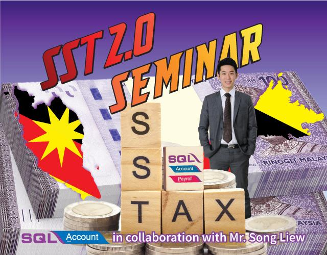 Sales and Service Tax 2018  : Transitioning to SST + Implication of GST Repeal in 120 days, Kuching (KTS Crown Tower)
