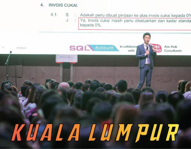 Budget 2019 on Business, Personal Investment and Tax Planning (Batu Pahat)  财政预算案解读, 商业与个人税务筹划