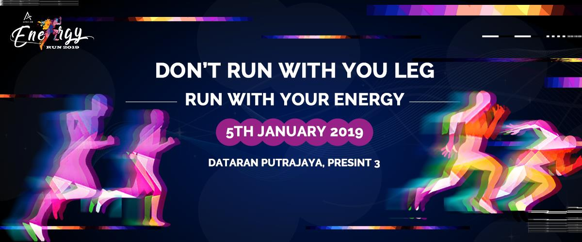 APRIL 22 ENERGY RUN 2019