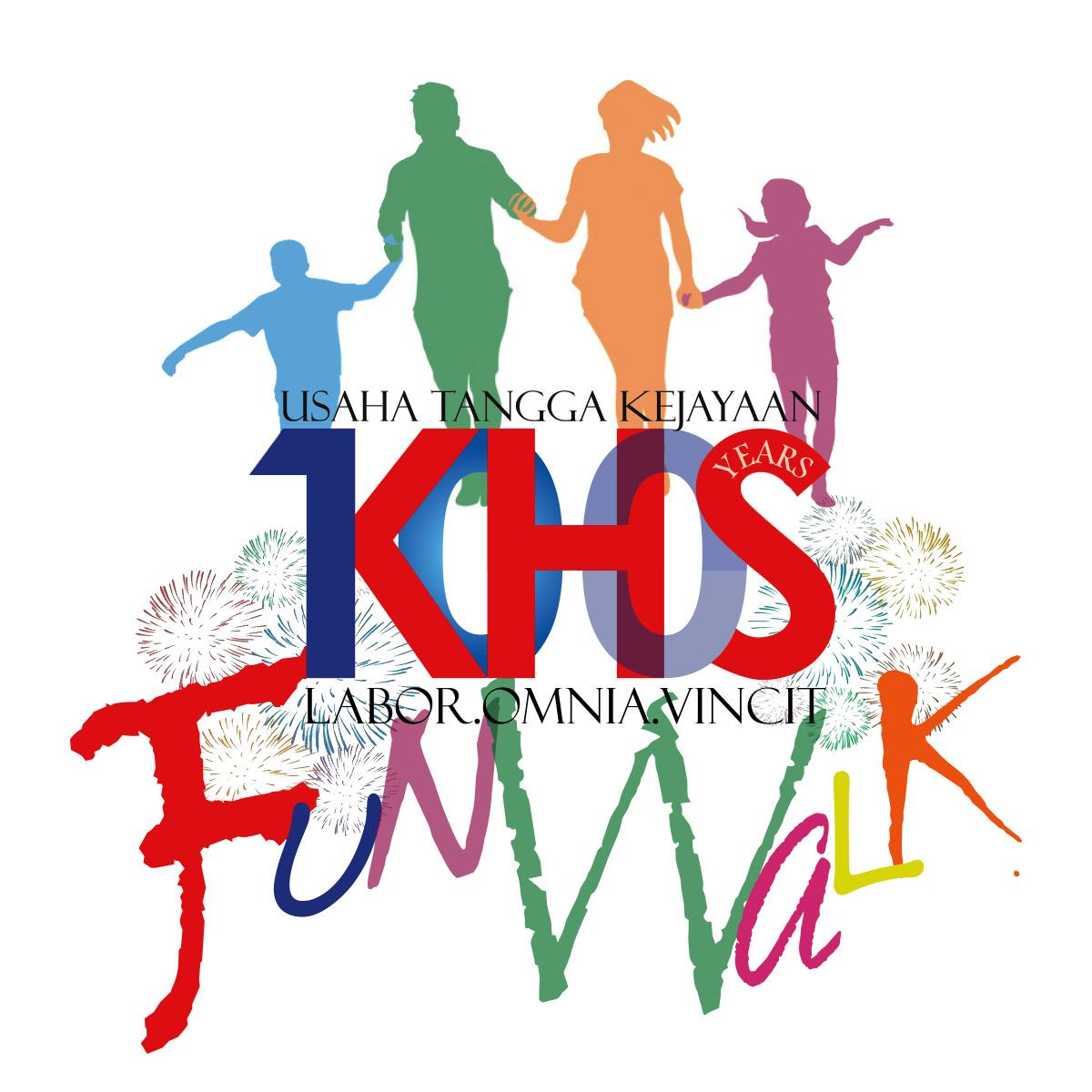 Kajang High School 100 Years Walkathon