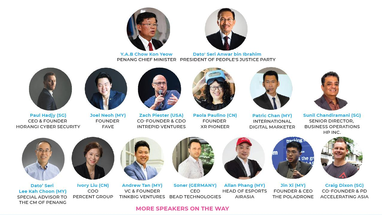 Asia Innovatif+ Summit & Awards 2019 - The Future of Business