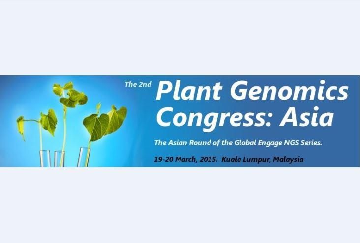Plant Genomics Congress Asia