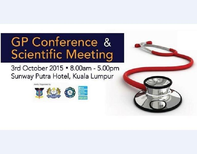 GP Conference and Scientific Meeting