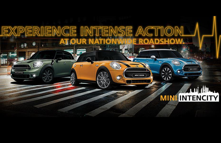 Mini Intensity Roadshow
