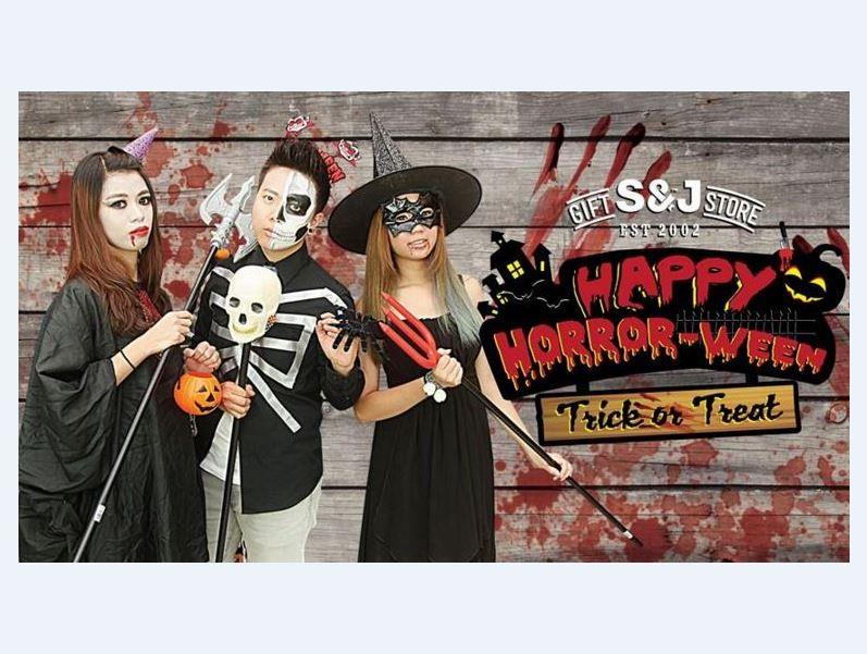 Halloween Promotion by S&J