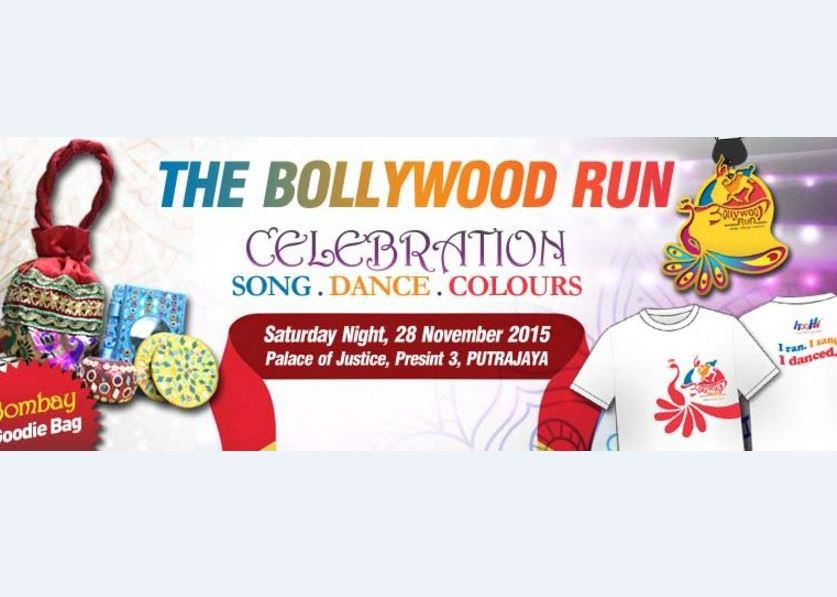The Bollywood Run 2015