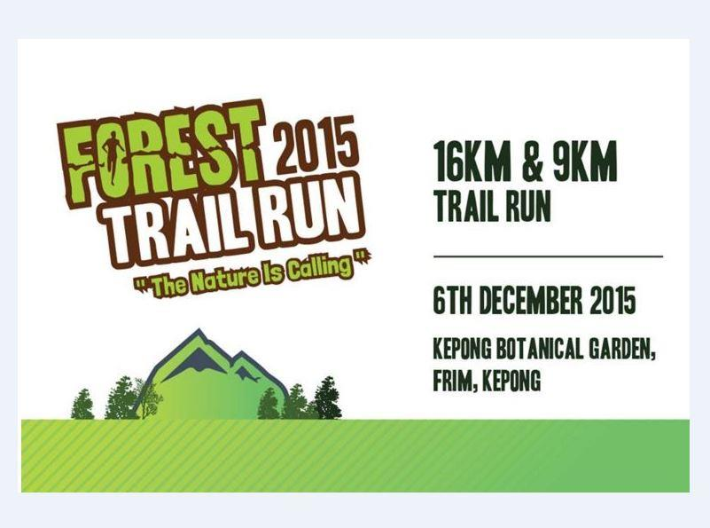 Forest Trail Run 2015
