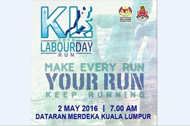 KL LABOUR DAY RUN 2016