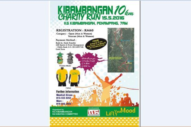 Kibambangan 10km Charity Run